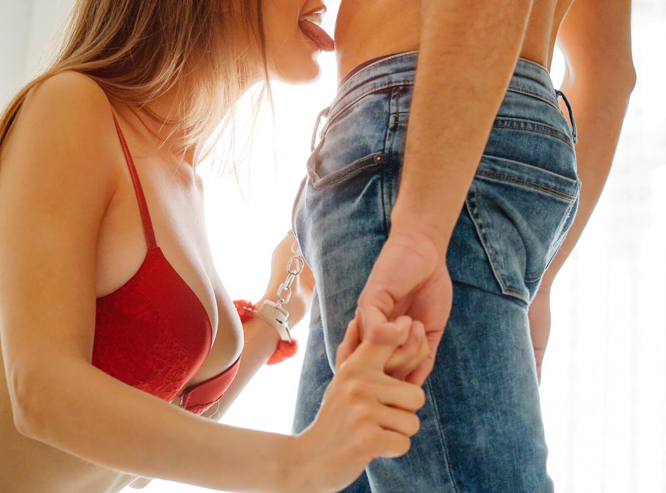 セックスだけの相手というのに女性は萌えない